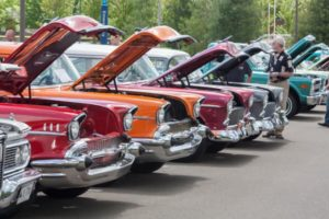 Rise & Rally Car Show to Debut in May
